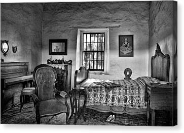 Old Town San Diego - Historic Park Bedroom Canvas Print by Mitch Spence