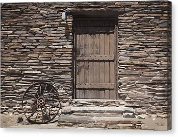 Old West Canvas Print by Kelley King
