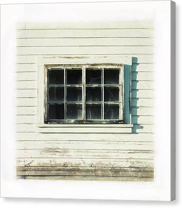 Old Window 1 Canvas Print by Priska Wettstein