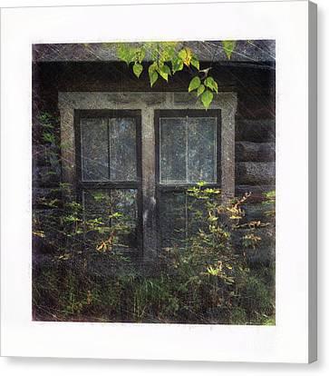 Old Window 2 Canvas Print by Priska Wettstein