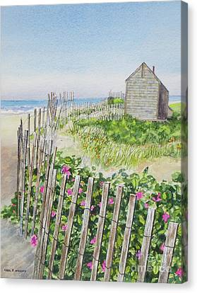 Olde Cape Cod Canvas Print