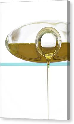 Olive Oil Canvas Print by Frank Tschakert