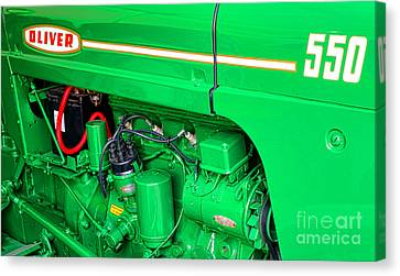 Oliver 500 Canvas Print by Olivier Le Queinec