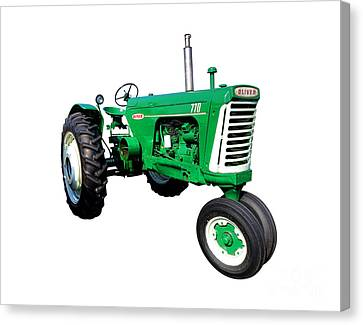 Oliver 770 Canvas Print by Olivier Le Queinec