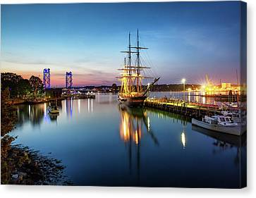 Oliver Hazard Perry Canvas Print