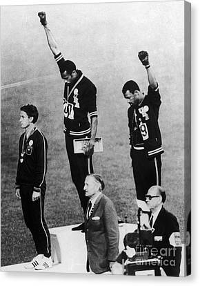 Olympic Games, 1968 Canvas Print