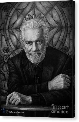 Omar Sharif Canvas Print