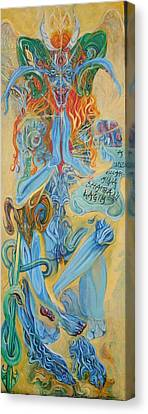 Omnicon Canvas Print