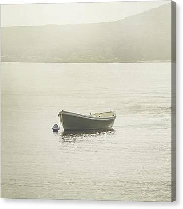 On The Water Canvas Print by Az Jackson