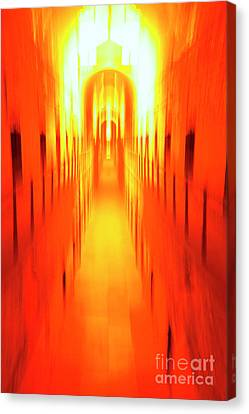 Canvas Print featuring the photograph On The Way To Death Row by Paul W Faust - Impressions of Light