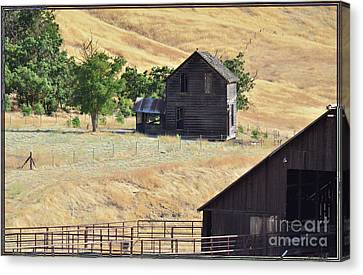 Once Upon A Homestead Canvas Print