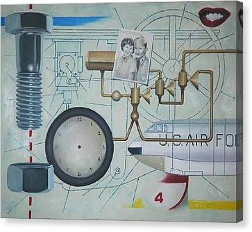 Once Upon A Time Canvas Print by Robert Smith