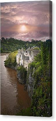 Briton Canvas Print - Once Upon A Time by Vicki Lea Eggen