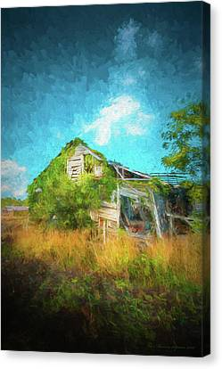 Once Was Home Canvas Print by Marvin Spates