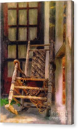 Once Well Loved Canvas Print by Lois Bryan