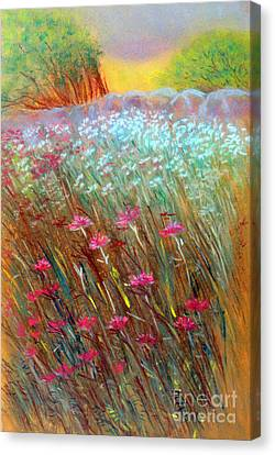 One Day In The Wild Canvas Print by Jasna Dragun