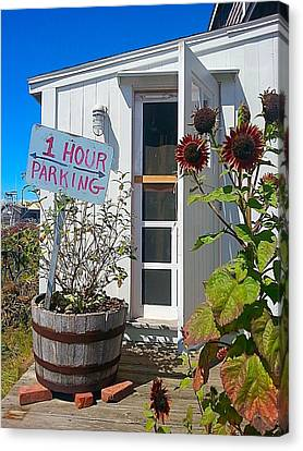 One Hour Parking Canvas Print