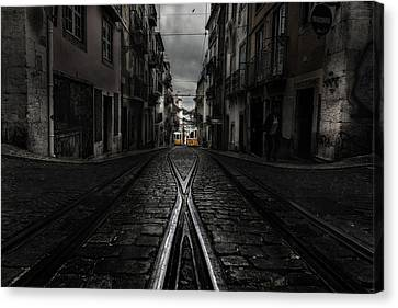 One Memory Canvas Print by Jorge Maia