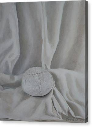 One Pebble Canvas Print