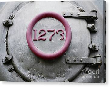 One Two Seven Three Canvas Print by Dan Holm