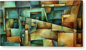 'one Way' Canvas Print by Michael Lang