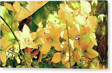 Canvas Print - One With Nature by James Temple