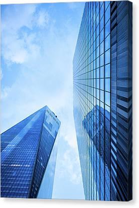 One World Trade Center Canvas Print