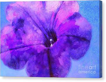 Only You Canvas Print by Krissy Katsimbras