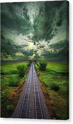 Onward Canvas Print by Phil Koch