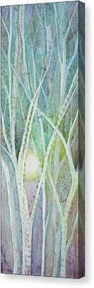 Opalescent Twilight II Canvas Print by Shadia Derbyshire