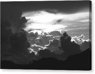 Open Heaven Canvas Print