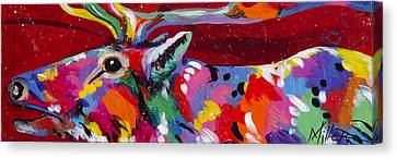 Open Wide Canvas Print by Tracy Miller