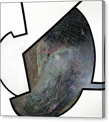 Open Your Mind Canvas Print by Antonio Ortiz