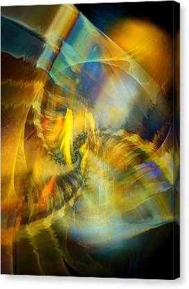Opening 5 Canvas Print