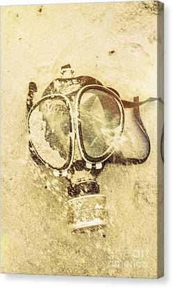 Operation Desert Storm Canvas Print