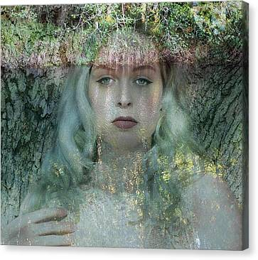 Ophelia, All For Love Canvas Print