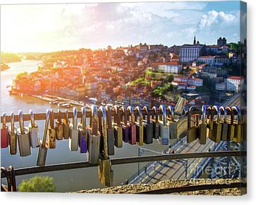 Oporto Is For Lovers Canvas Print