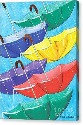 Optimism  Canvas Print by Kristi L Randall