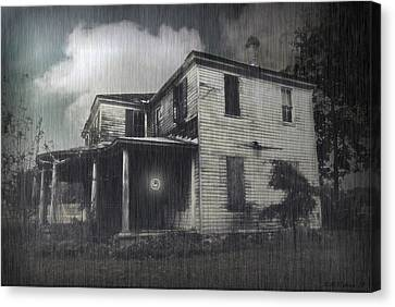 Orb Canvas Print by Brian Wallace