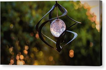 Canvas Print featuring the photograph Orb by Tim Nichols
