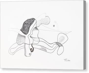 Orbiter Canvas Print