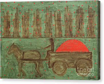 Orchard Canvas Print by Patrick J Murphy