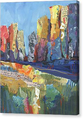 Oregon Canyon Canvas Print