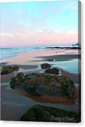 Oregon Coast 2 Canvas Print