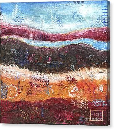 Canvas Print - Organic Abstract by Kim Niles