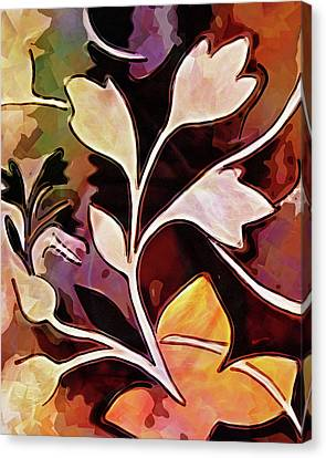 Organic Autumn Canvas Print