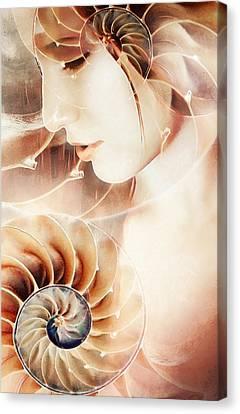 Origin Canvas Print by Jacky Gerritsen