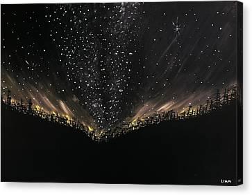 Orora Canvas Print