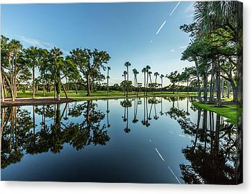 Osprey Point Kiawah Island Resort Canvas Print