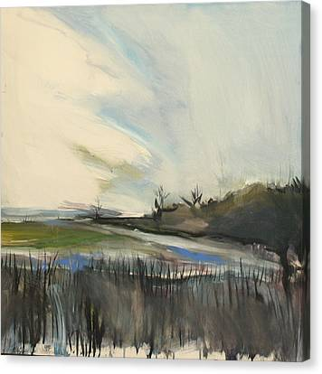 Ossabaw Early Morning Canvas Print